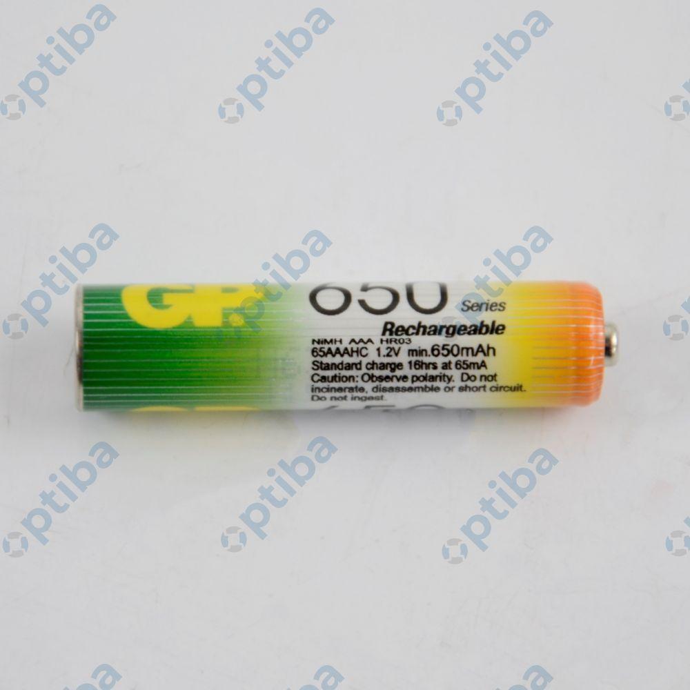 Akumulator 65AAAHC-UC4 AAA R03 650mAh 0,78Wh NiMH 1,2V