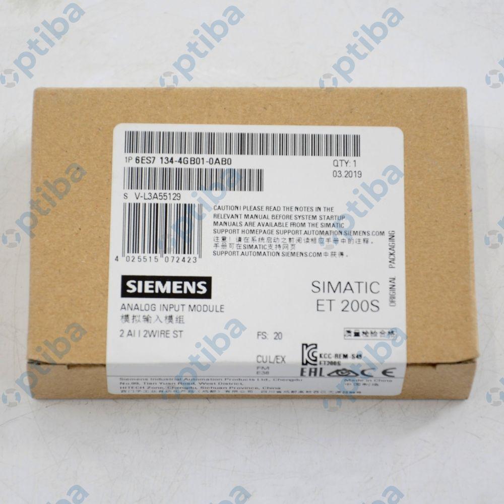 Moduł wejść analogowych 6ES7134-4GB01-0AB0