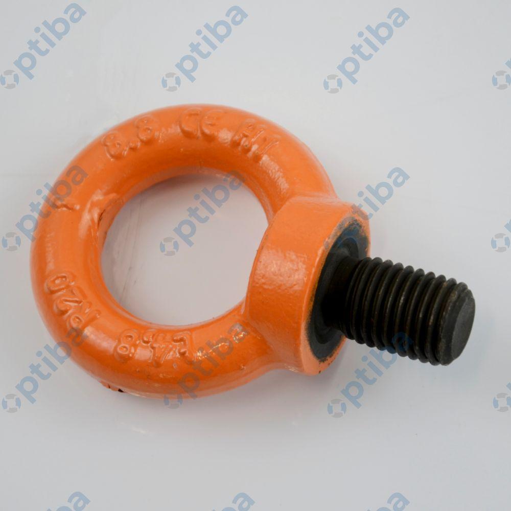 Śruba z uchem 8041/20 M20 lakierowana 080410220