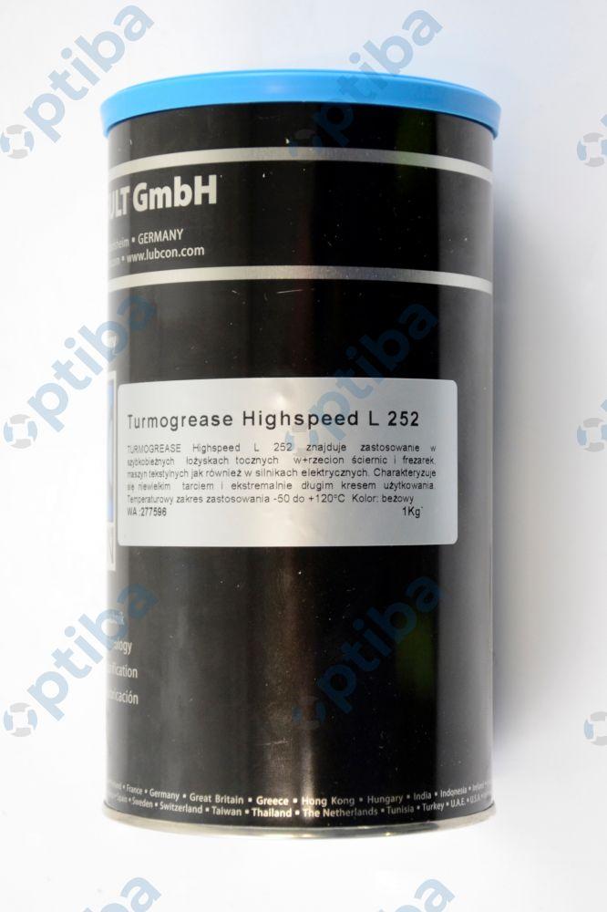 Smar Turmogrease Highspeed L 252