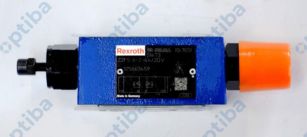 Zawór zwrotny Z2FS6-2-4X/2QV R900481624 REXROTH