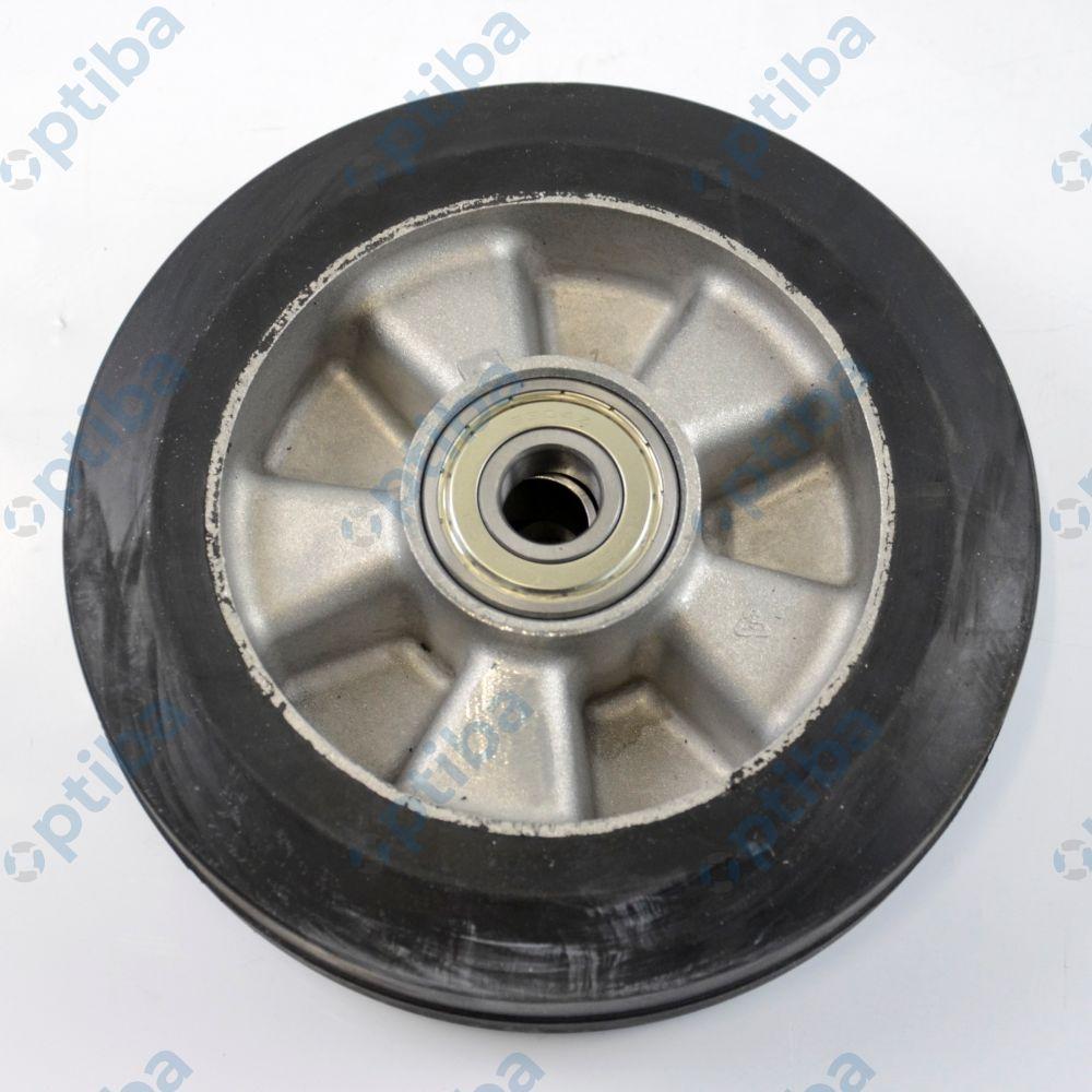 Koło RE.G2-200-RSL z nalewanym wieńcem gumowym 452774