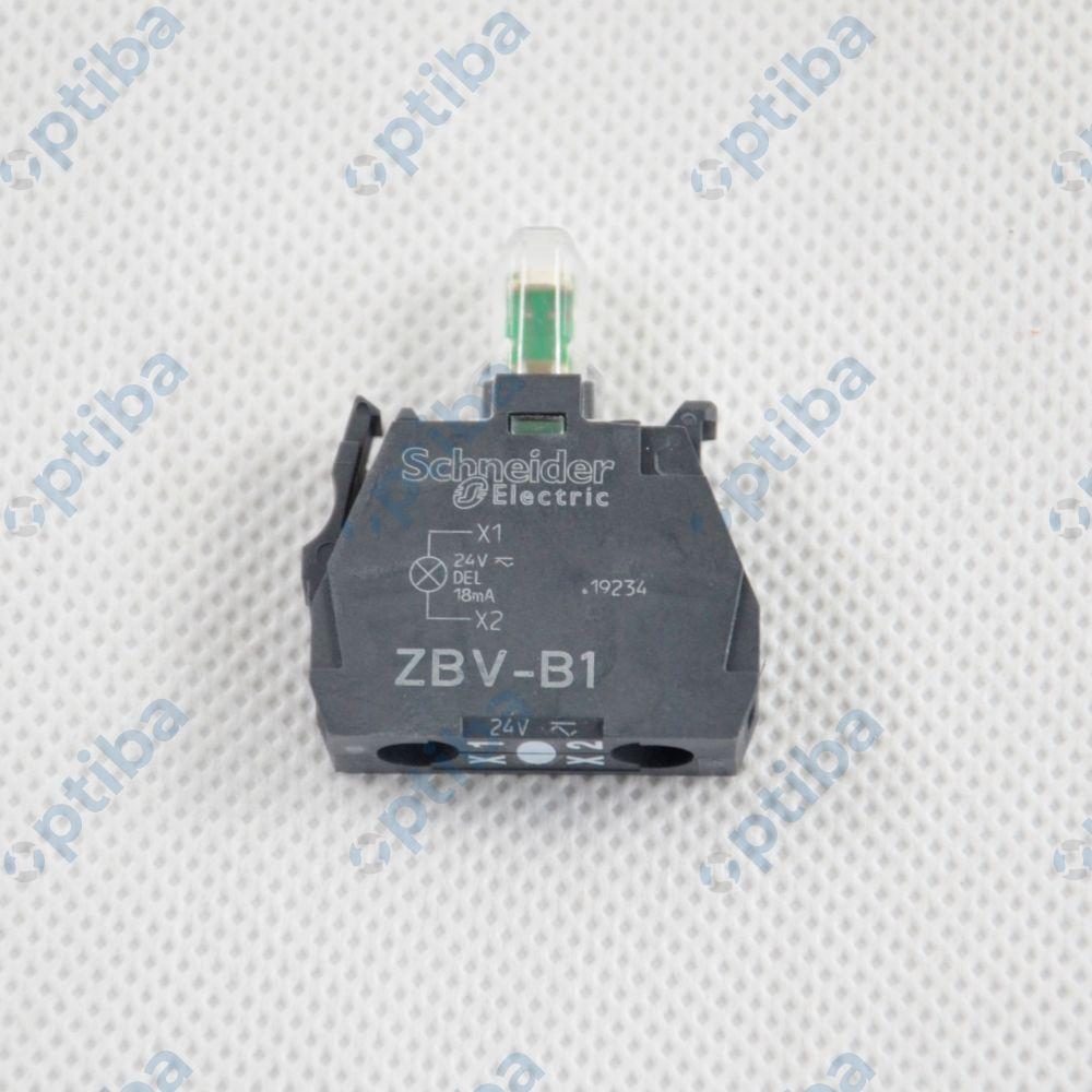 Zestaw świetlny fi 22 biały LED 24V standardowy zaciski śrubowe ZBVB1