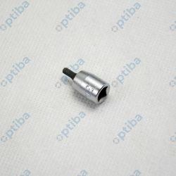 """Nasadka 900ME/3 3mm 1/4"""" z końcówką trzpieniową sześciokątną 009000503"""