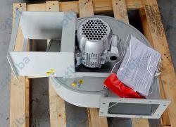 Wentylator promieniowy z 3-faz. silnikiem 0.37kW EU 251