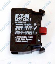 Styk pomocniczy M22-CK01 216385 EATON