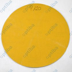 Krążek lepny fi 230 gr.120 PS11 papier wodoodporny