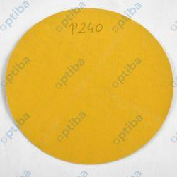 Krążek lepny fi 230 gr.240 PS11 papier wodoodporny