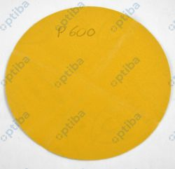 Krążek lepny fi 230 gr.600 PS11 papier wodoodporny