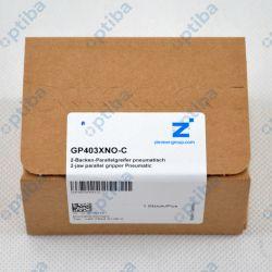 Chwytak dwuszczękowy równoległy GP403XNO-C ciśnienie robocze 6bar, skok na szczękę: 3mm, siła chywtająca 115N