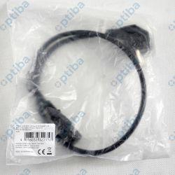 Kabel kątowy żeński AK-440109-008-S 750mm