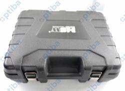 Wiertarka magnetyczna MSW-MD60-PRO ze stopą magnetyczną 1680W w walizce z akcesoriami 10060434