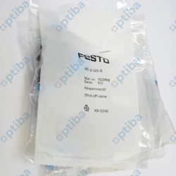 Zawór odcinający HE-2-QS-6 153467 FESTO