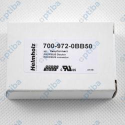 Złącze PROFIBUS 700-972-0BB50