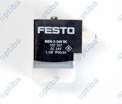 Cewka elektrozaworu MEH-3-24V DC 107107 1.5W FESTO