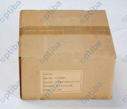 Pompa pneumatyczna membranowa 17150501I