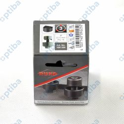 Wykrojnik śrubowy 3-punktowy 109225 22,5mm