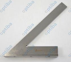 Kątownik ostry 45st. DIN 875/2 ze stopką 250x160mm