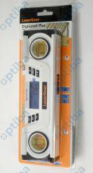 Poziomica elektroniczna ze wskazaniem kąta w pionie i poziomie DigiLevel Plus 25cm 081.249A