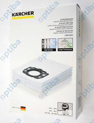 Zestaw worków do WD4/WD5/WD6 2863-006 4szt.
