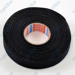 Taśma izolacyjna 51006 19mm 25m odporność termiczna (3000h) 150st.C mat. tkanina z tworzywa PET