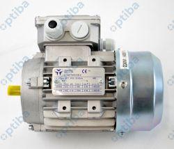 Silnik trójfazowy TMS63B6 B14 0,12kW 230/400V 50Hz