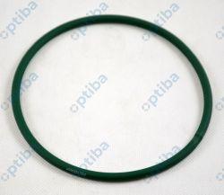 Pas okrągły P-RB06-KG-N250 425mm 90ShA zielony
