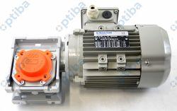Motoreduktor ślimakowy CM050 i=7.5 0.55kW 1400rpm