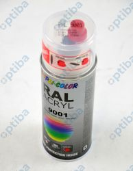Lakier akrylowy RAL 9001