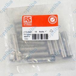 Kołek ustalający 270-681 fi 8x40mm DIN6325 15szt.