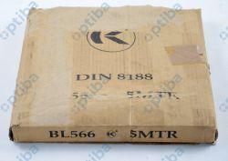 Łańcuch rolkowy BL 566-6x6 P.15.875 CR RENOLD