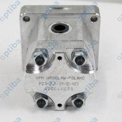 Pompa hydrauliczna PZ3-2,5/20-2-122