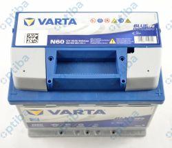 Akumulator Blue Dynamic 560500064 EFB N60 12V 60Ah 640A