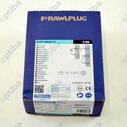 Kotwa opaskowa R-XPT-08065/15 M8x65mm stal węglowa, ocynk galwaniczny