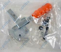 Dociskacz pionowy z przylgą poziomą i przestawną śrubą K0058.0200