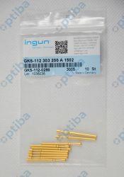 Pin testowy GKS-112 303 200 A 1502