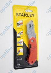 Nóż składany z automatycznie chowanym ostrzem 10-243