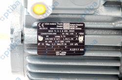 Silnik B21R71G4 z hamulcem 71 0,37kW 1500TM 230/400V B3