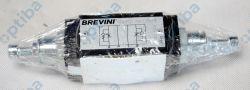 Zawór sterujący przepływem trójmodułowy AM3QFABC004 BREVINI
