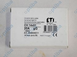 Bezpiecznik ETIP-002630011 14x51 20A 690V