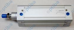Siłownik CADD-080-0160-MA ISO 15552 z amortyzatorem i magnesem