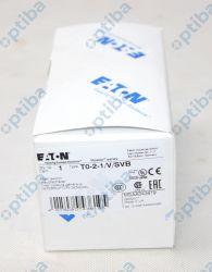 Łącznik krzywkowy 0-1 3P 12A do wbudowania T0-2-1/V/SVB 043619