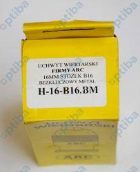 Uchwyt wiertarski H16B16BMI samozacisk.