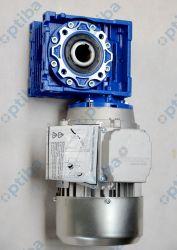 Motoreduktor NMRV050 1/20 P.71 B.14 (105x14) 0.37kW