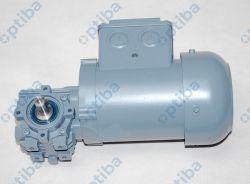 Reduktor ślimakowy BS02-61U/DHE05LA4 0.18kW 200obr/min BAUER