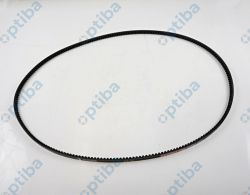 Pas klinowy uzębiony wąskoprofilowy z bokami ciętymi XPA 1900 1851XPA19006AXP OPTIBELT