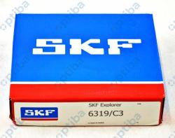 Łożysko kulkowe zwykłe 6319/C3 SKF
