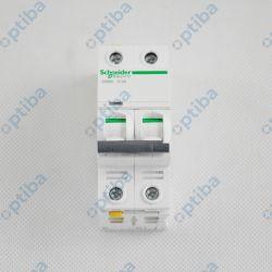 Wyłącznik nadprądowy 1P C 4A 6kA AC iC60N-C4 A9F04104