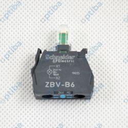 Zestaw świetlny z diodą LED 24V AC/DC niebieski ZBVB6
