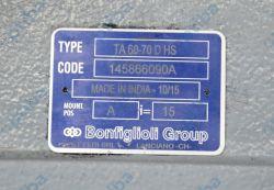 Przekładnia do montażu wału TA 60.70 /D-15,0 HSA BONFIGLIOLI